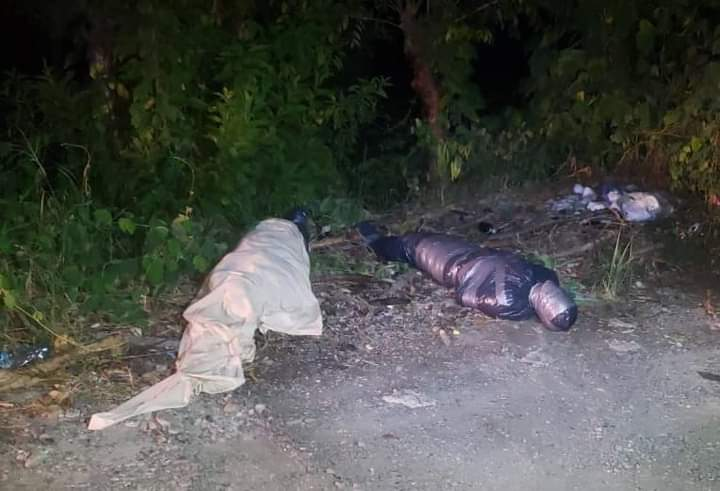 Localizan sin vida a oficiales reportados como desaparecidos en Papantla